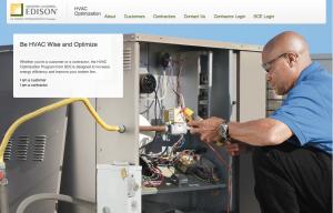 SCE HVAC Optimization Program