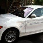 BMW ActiveE close up