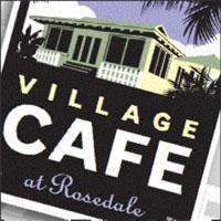 Historic Green Village Cafe at Rosedale