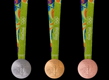 Rio medals back - credit Alex Ferro