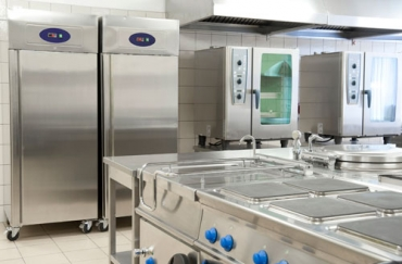 Smart Commercial Kitchen